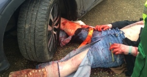 Casualty Simulation Road Traffic Accident